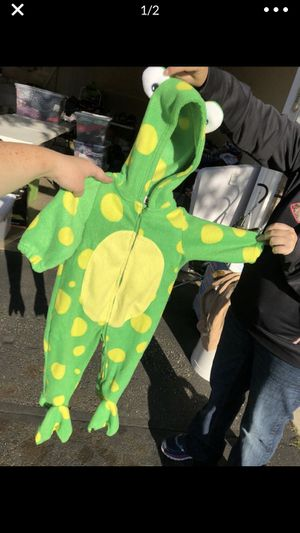 Frog Halloween Costume for Sale in Eagan, MN