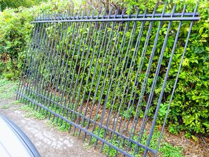 5 PC FENCING PANELS 10 FT LONG X 6 FT TALL $450 for Sale in Fort Worth, TX