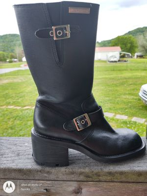 Women's Harley Davidson boots size 7 for Sale in Powell, TN