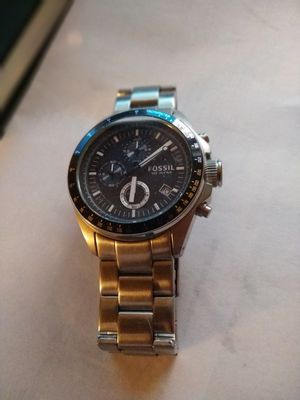 Fossil Men's CH2600 Stainless Steel Watch for Sale in Gaithersburg, MD