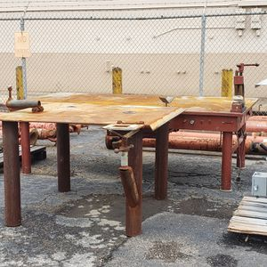 Steel Tables / Platforms for Sale in Houston, TX