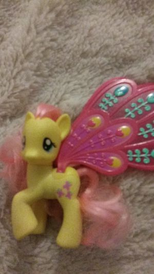 My little pony fluttershy with wings for Sale in Cashmere, WA