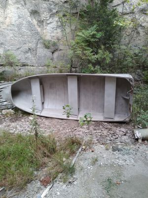 Aluminum boat for Sale in Arnold, MO
