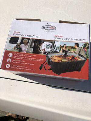 Portable crock pot roaster for Sale in Stockton, CA