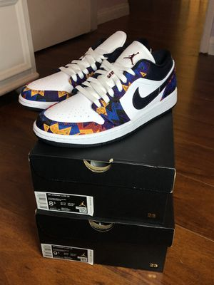 Nike Air Jordan 1 Low Nothing But Net Sz. 8.5 ,9.5 for Sale in Pasadena, CA