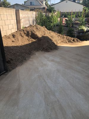 FREE Dirt for Sale in Covina, CA
