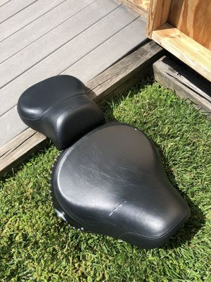 Harley Davidson Motorcycle Seat for Sale in Sparrows Point, MD