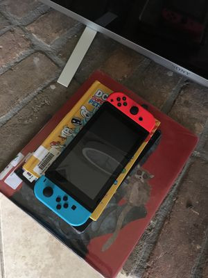 Nintendo switch for Sale in Houston, TX