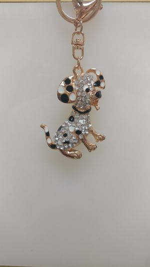 Jeweled Dog Keychain ( NEW ) purse charm for Sale in Holladay, UT