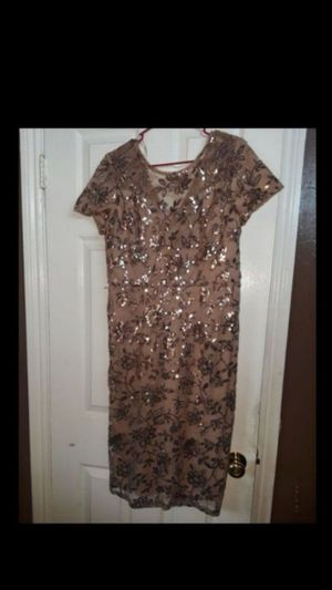 Party dress rose gold for Sale in Hayward, CA
