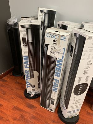 Tower Fan (40 Inches) for Sale in Huntington Park, CA