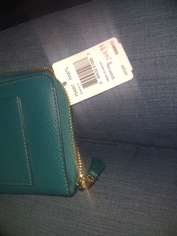 Coach wallet***brand new***