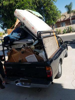 Junk haul trash clean up dump haul furniture appliances for Sale in Riverside, CA