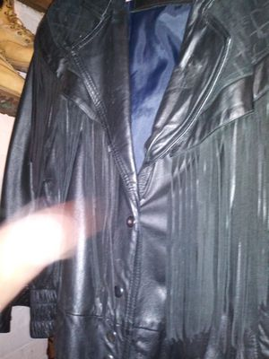 Comint Fringe Ladies Leather for Sale in Chicago, IL