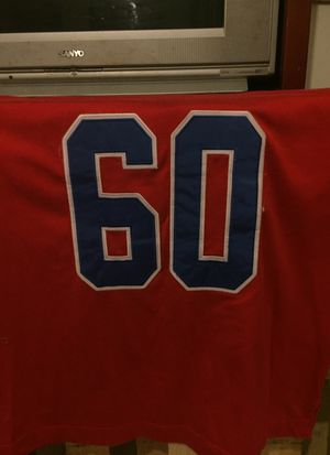 Vintage New England Patriots jersey siZe xx2 for Sale in Pasadena, TX