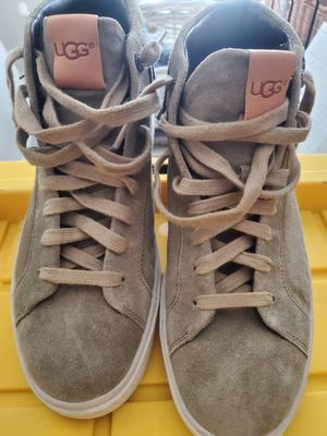 Ugg Brand new all suede sz 8 GORGEOUS!! for Sale in Litchfield Park, AZ