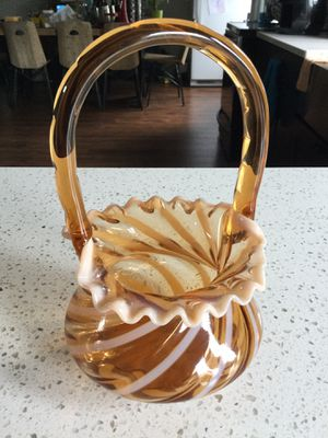 Fenton basket for Sale in Port Orchard, WA