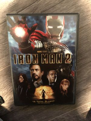 Ironman 2 movie for Sale in San Diego, CA