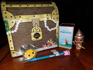 Funko POP! Disney Pixar Under the Sea Treasures Box Hot Topic Exclusive for Sale in Arlington, TX
