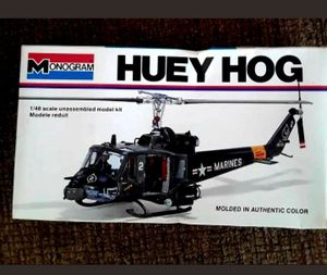 Huey Hog. Military model kit for Sale in Evansville, IN