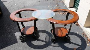 Wood End Table Set for Sale in Montgomery, AL