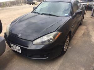 2008 Hyundai Tiburon for Parts or Sale in whole for Sale in Murphy, TX