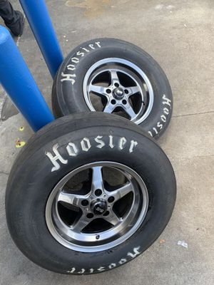 Hoosier drag tires for Sale in Plano, TX