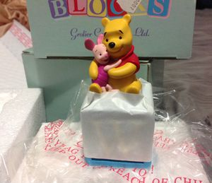 Disney Alphabet Block, Brand New in original package for Sale in La Vergne, TN