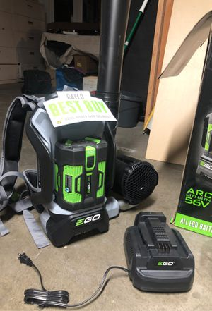 EGO Backpack blower BRAND NEW W/box ! for Sale in San Leandro, CA
