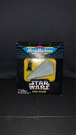 1995 MicroMachines Star Wars Fan Club #16498 for Sale in Gilbert, AZ