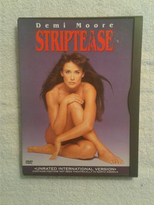Striptease DVD for Sale in Bloomington, CA