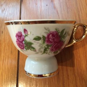 Vintage Musical Tea Cup for Sale in San Leandro, CA