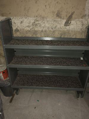 Van shelving for Sale in Maynard, MA