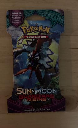 Sun And Moon Guardians Rising Booster Pack for Sale in Houston,  TX