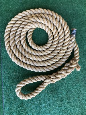 Climbing rope for Sale in Gresham, OR