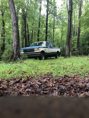 1989 F150 XLT Lariat for Sale in Liberty, NC
