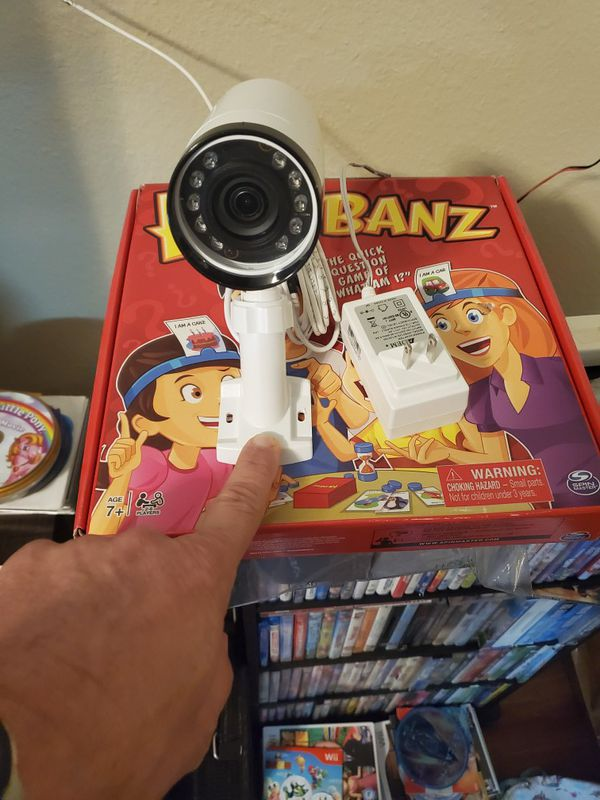 Outdoor video camera