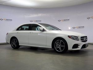 2017 Mercedes-Benz E-Class for Sale in Houston, TX