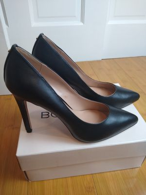 Pick up or ship BCBGeneration black heels size 8 for Sale in Queens, NY