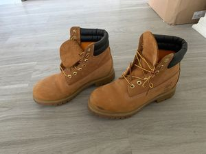 Timberlands size 7.5 M for Sale in Austin, TX