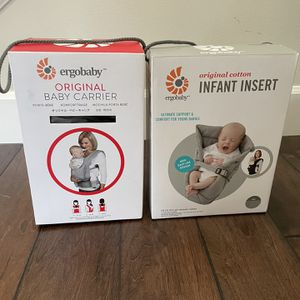 Ergobaby Baby Carrier for Sale in Tacoma, WA