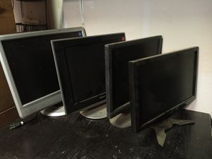 Computer monitors $20 each for Sale in Sanger, CA