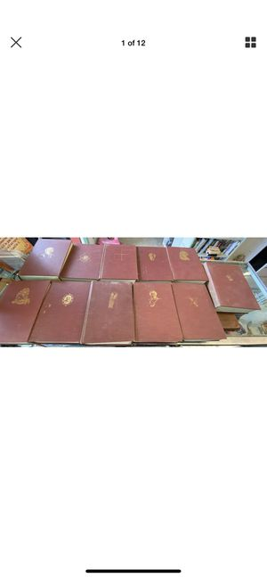 11 VINTAGE Books! Including: The Life of Greece for Sale in Hayward, CA