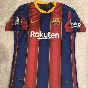 Lionel Messi Barcelona Fc Soccer Jersey M for Sale in Sterling, VA