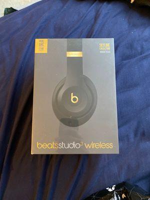 Beats studio 3 wireless for Sale in San Jose, CA