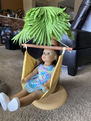 American Girl Palm Tree Swing for Sale in La Verne, CA