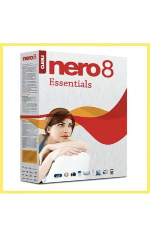 Nero 8 Essentials Full Version Download + Key Lifetime Instant Delivery for Sale in Beverly Hills, CA