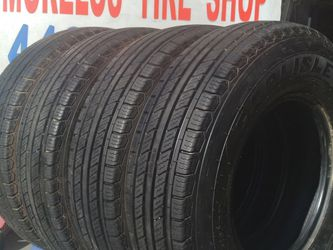 (4) ST235/80R16 Trailer Tires for Sale in Escondido,  CA