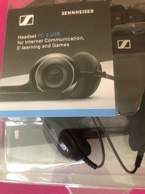 Sennheiser PC 8 USB headset for Sale in Greensboro, NC