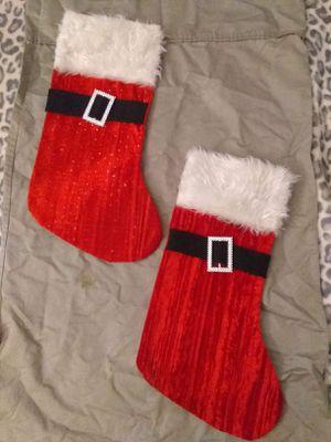 Santa Stockings for Sale in Evansville, IN